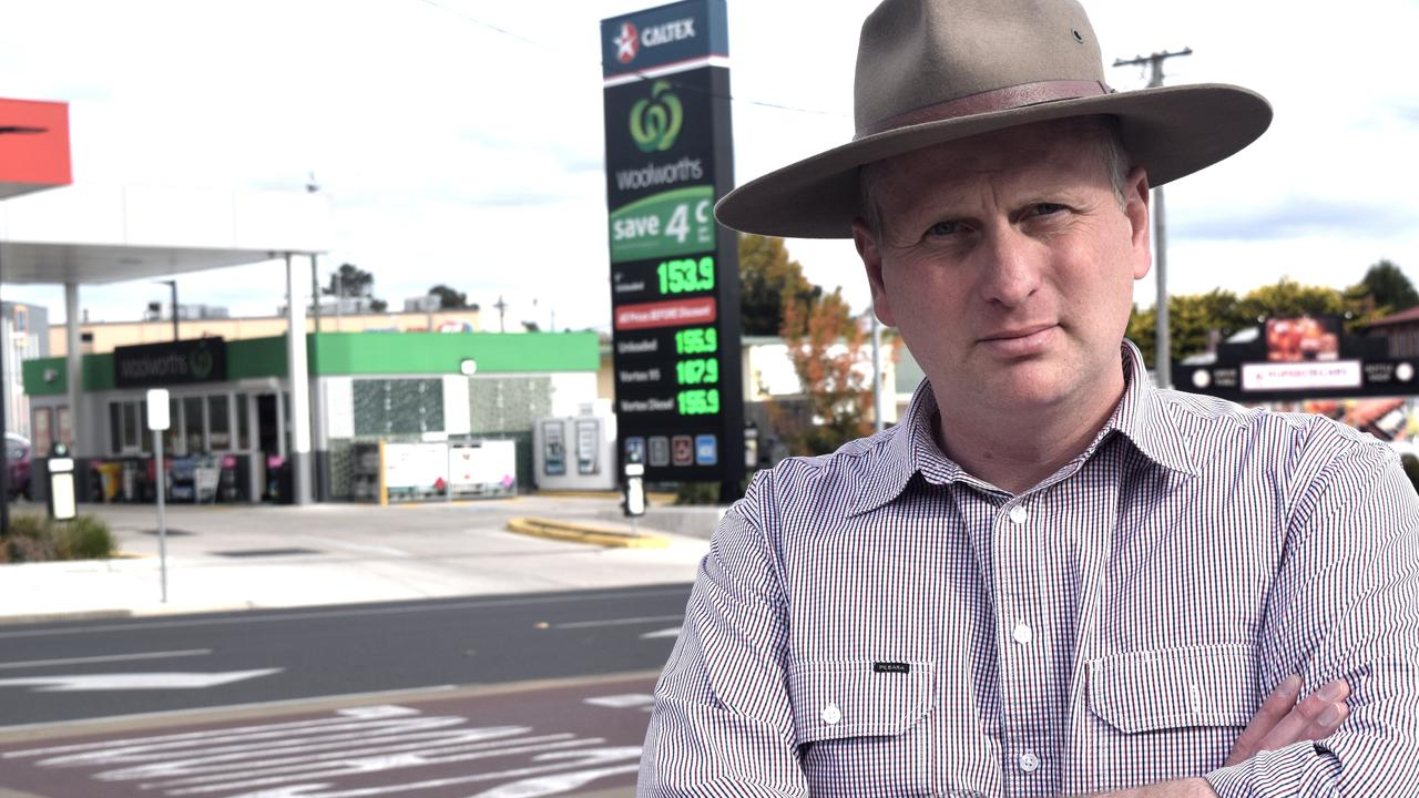 SORRY: Member for Southern Downs James Lister apologises for recent statements said in regards to SDRC mayor Tracy Dobie.
