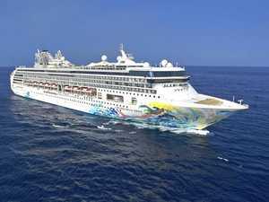 When to see massive cruise ship sailing into Gladstone