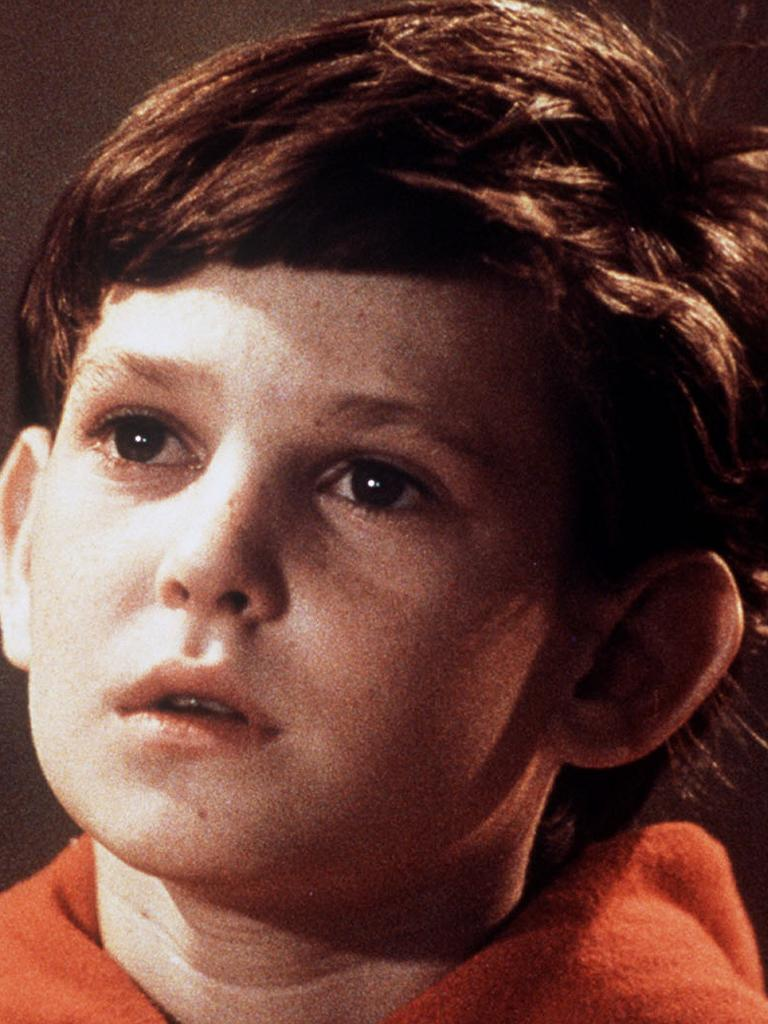 Henry Thomas in scene from film ET: The Extra-Terrestrial. Picture: Supplied