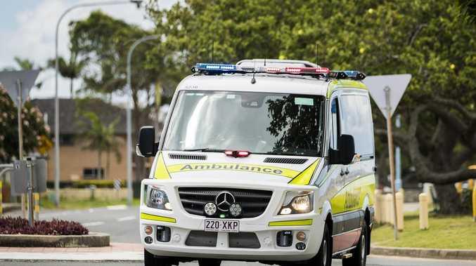 Spinal precautions after single vehicle crash