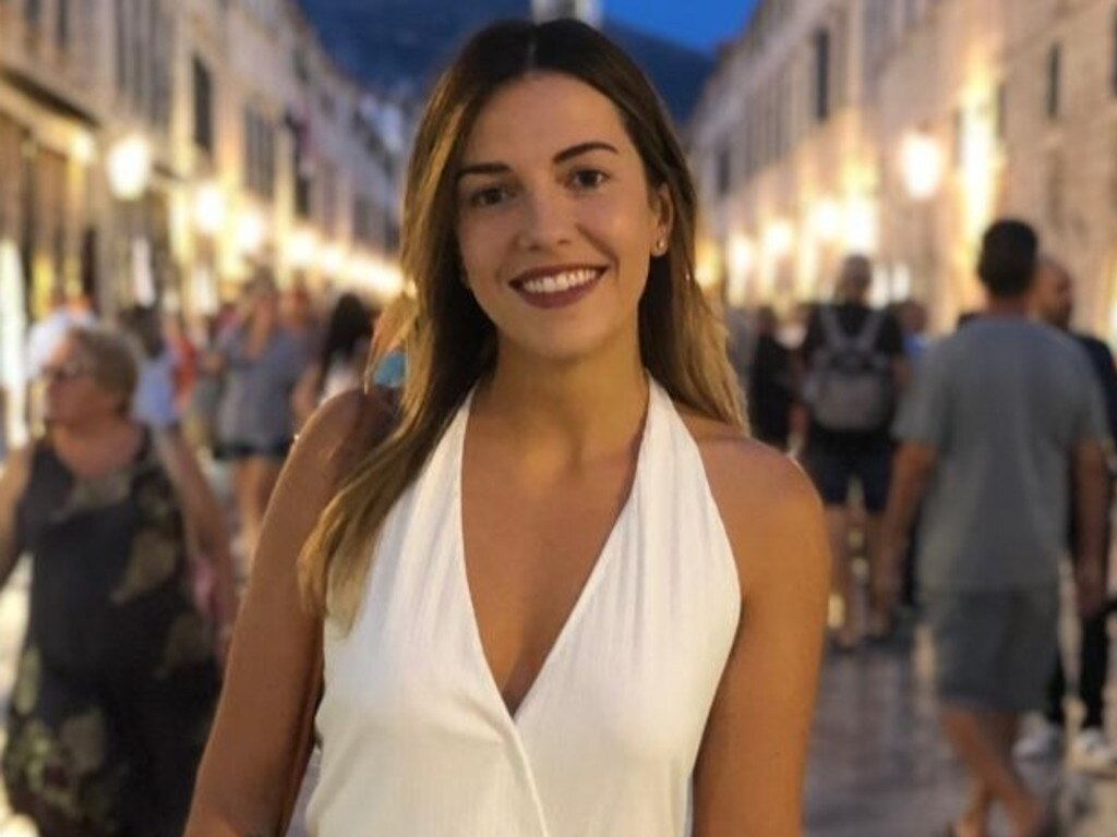 Caroline was reportedly hit by a police car while in Barcelona.