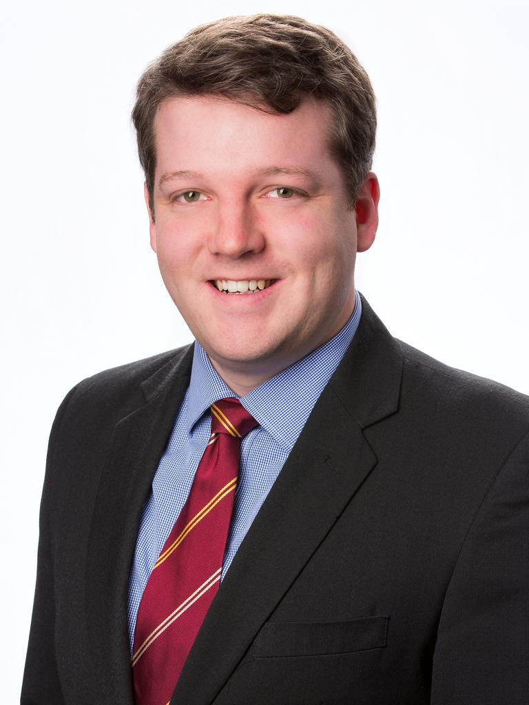 Morgan Begg, research fellow at the IPA