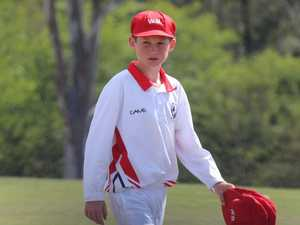 Gayndah cricketer makes it to state carnival