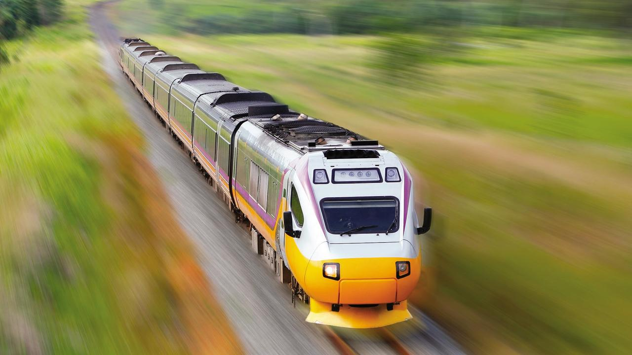 Fast rail connecting southeast Queensland is a key element of the City Deal.