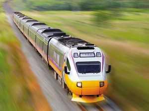 City's rail link on finance study list