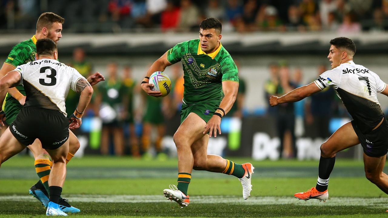 Fifita's next step will be a massive one. Photo: Matt Blyth/Getty Images