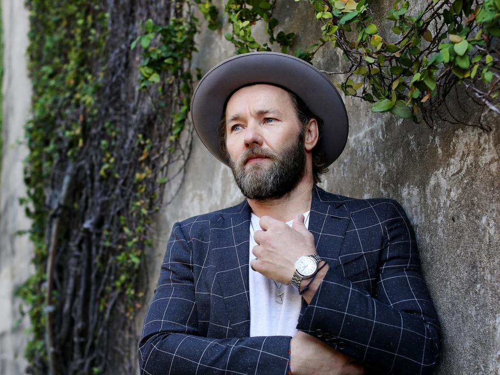 Joel Edgerton stars in and co-wrote The King, a 2019 historical drama film based on several plays from William Shakespeare's Henriad. Picture: Nikki Short