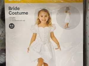 'Let kids be kids': Campaign to bring back bride costume