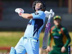 Bottom-placed Tassie crush NSW's 'ODI team'