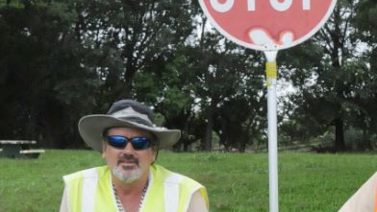 Traffic controller Tony Marsden was caught speeding on the Wide Bay Highway.