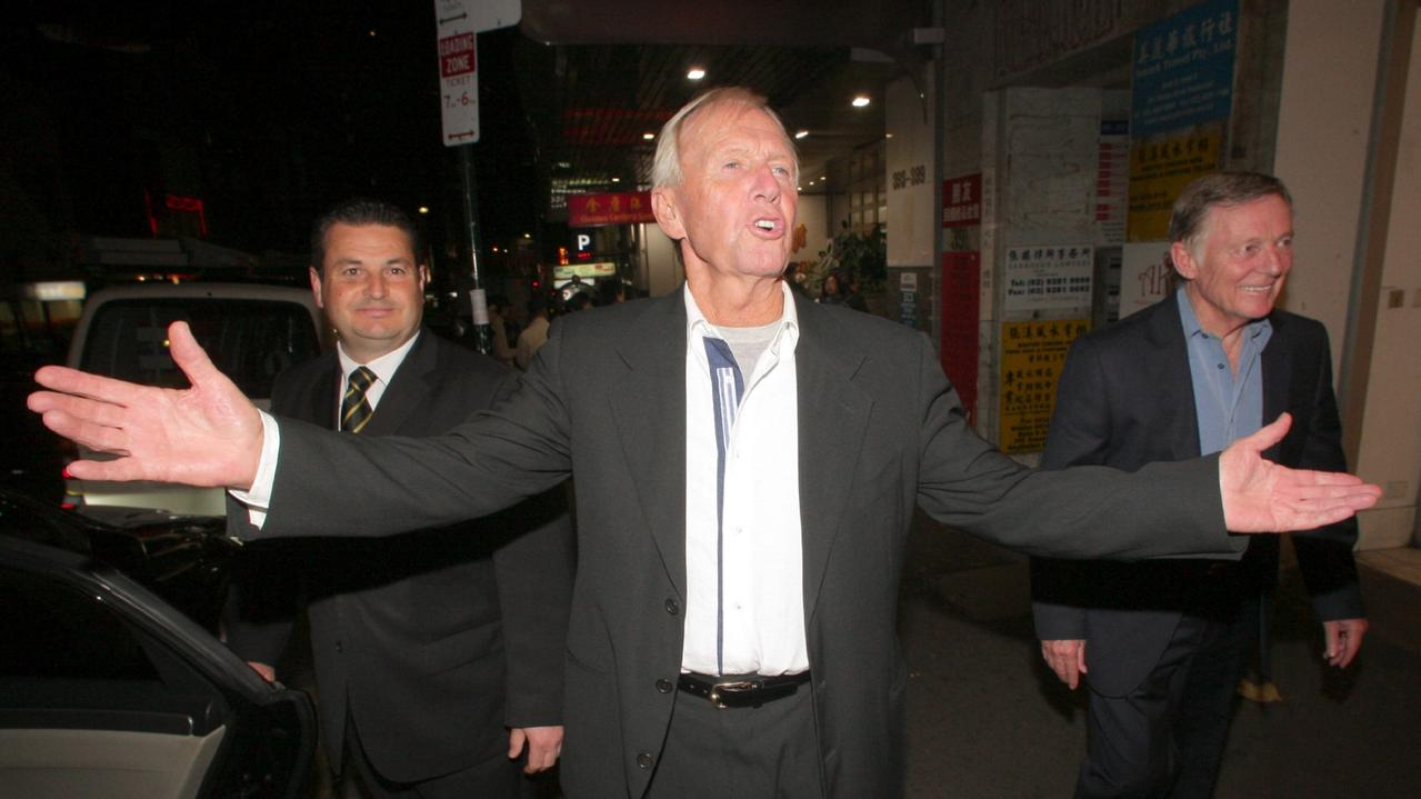 ATO bans Paul Hogan's departure to the US in 2010.