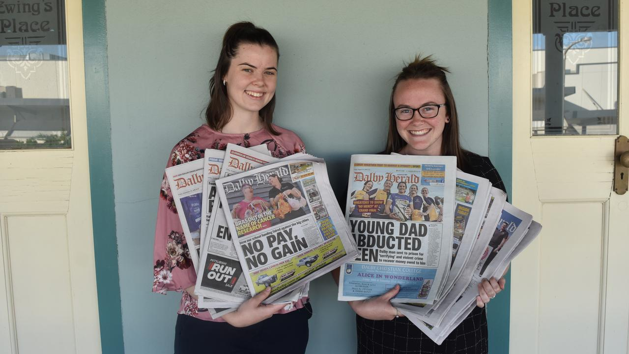 COMING SOON: The Dalby Herald is introducing newsletters to make your local news more accessible.