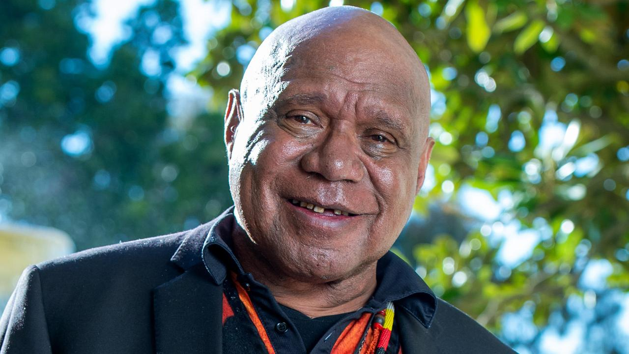 2020 Victoria Australian of the Year Archie Roach. Picture: Jay Town