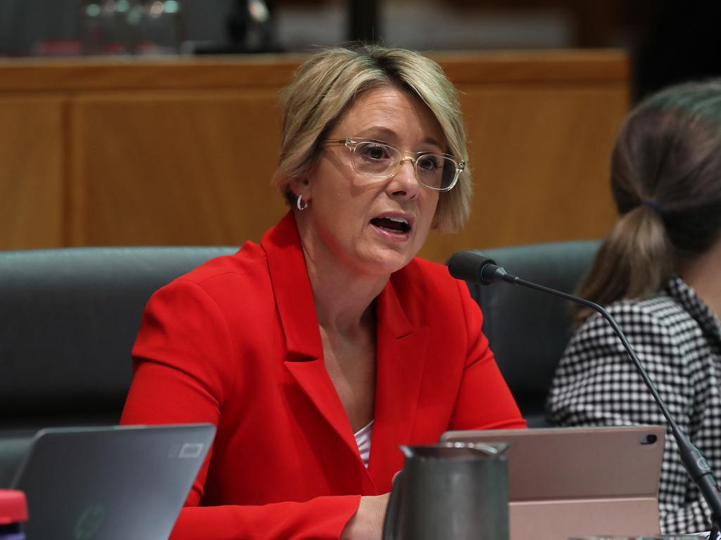 Labor Home Affairs spokesperson Kristina Keneally. Picture: Kym Smith