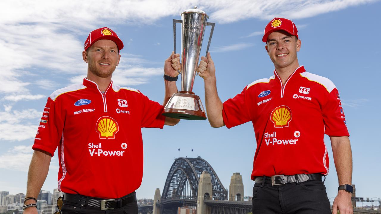 Scott McLaughlin and Alex Premat held onto the title despite the controversy.