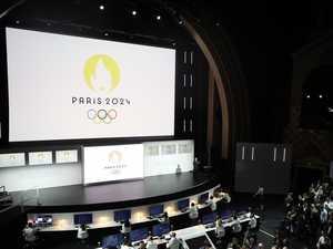'Sultry' Olympics logo creates a stir