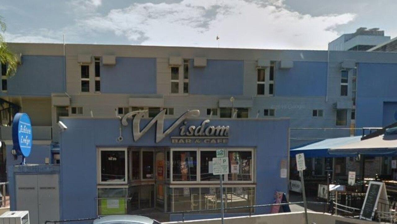Darwin's Wisdom Bar & Cafe. Picture: Google Maps.