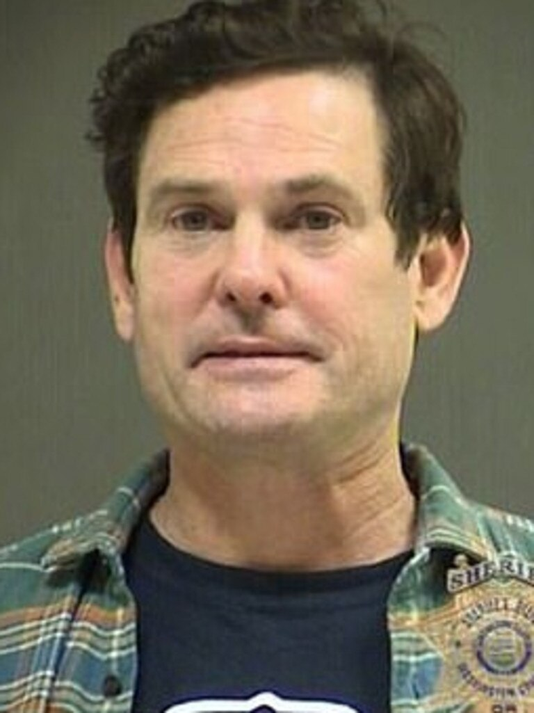 Henry Thomas in his mugshot. Picture: Supplied