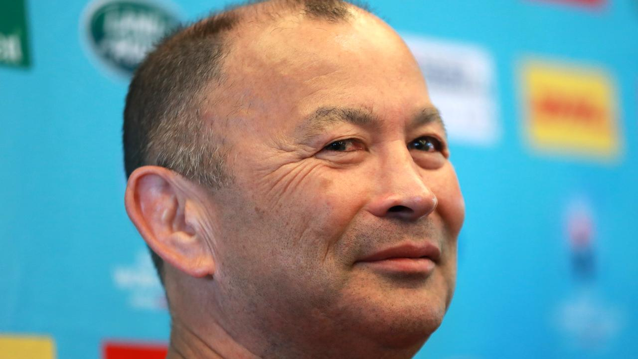 Eddie Jones masterminded the shock defeat of the Kiwis by Australia at the 2003 Cup.