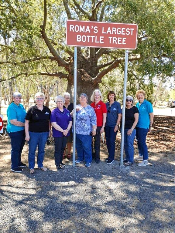 Recently members from the CWA Sandgate branch took a journey out to Charleville to support