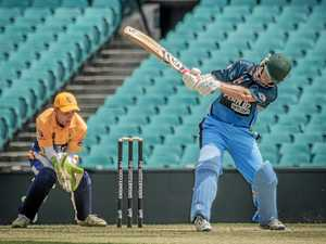 ON THE CHARGE: Clarence stars headline Coffs Coast T20 side