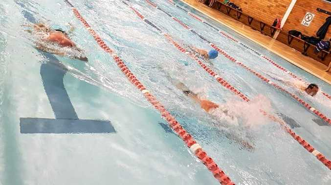 Swimming season kicks into full swing at the GSSC
