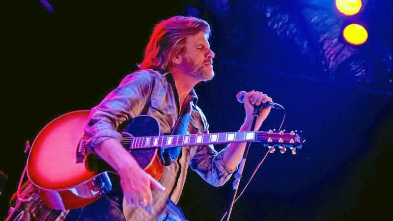 BUSHFIRE BENEFIT: Popular Cruel Sea frontman Tex Perkins will join a line-up of fabulous musicians at the Ewingar Bushfire Benefit Concert on November 22.