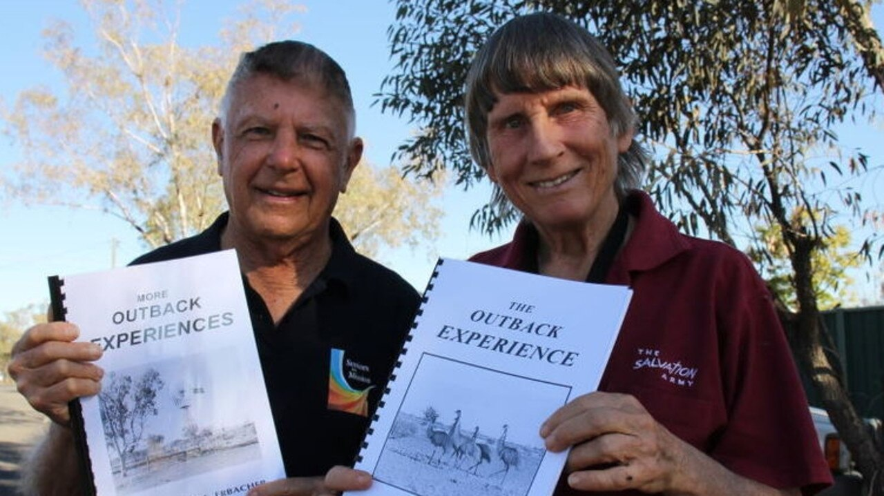Over the years, John and Sue Erbacher have written and published nearly 100 books.