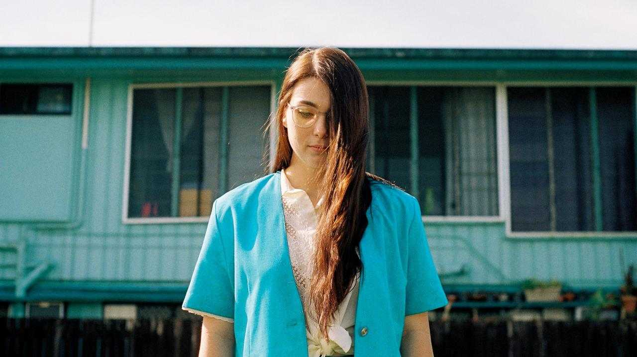 Townsville artist Colie is releasing her latest single 'Half of What You Are' this week. Picture: Supplied