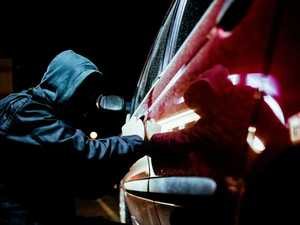 Vehicle theft rise this week