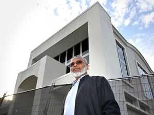 City mosque opens its doors to residents
