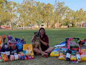 Student dedicates birthday to animal welfare