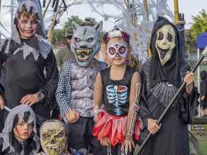 It's that time of year: The Spooky Walk is back and it'll be bigger, better and cheaper