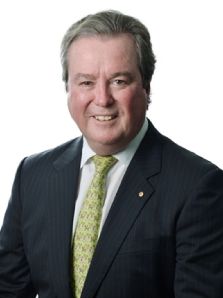 Queensland Airports Limited chairman John O'Neill.