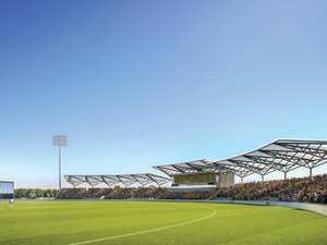 Harrup Park hosts an Australian first sporting event