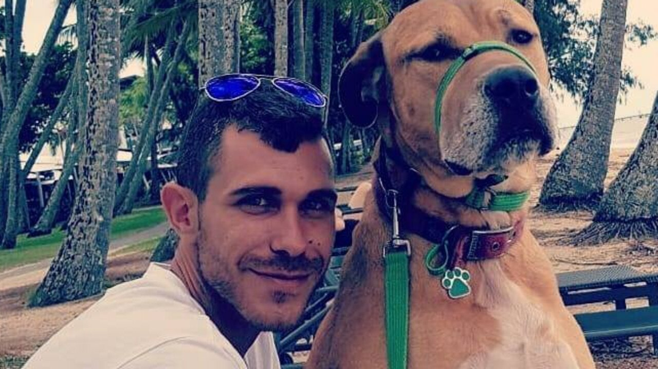 Xavier Castells was allegedly bashed at Williams Esplanade, Palm Cove.