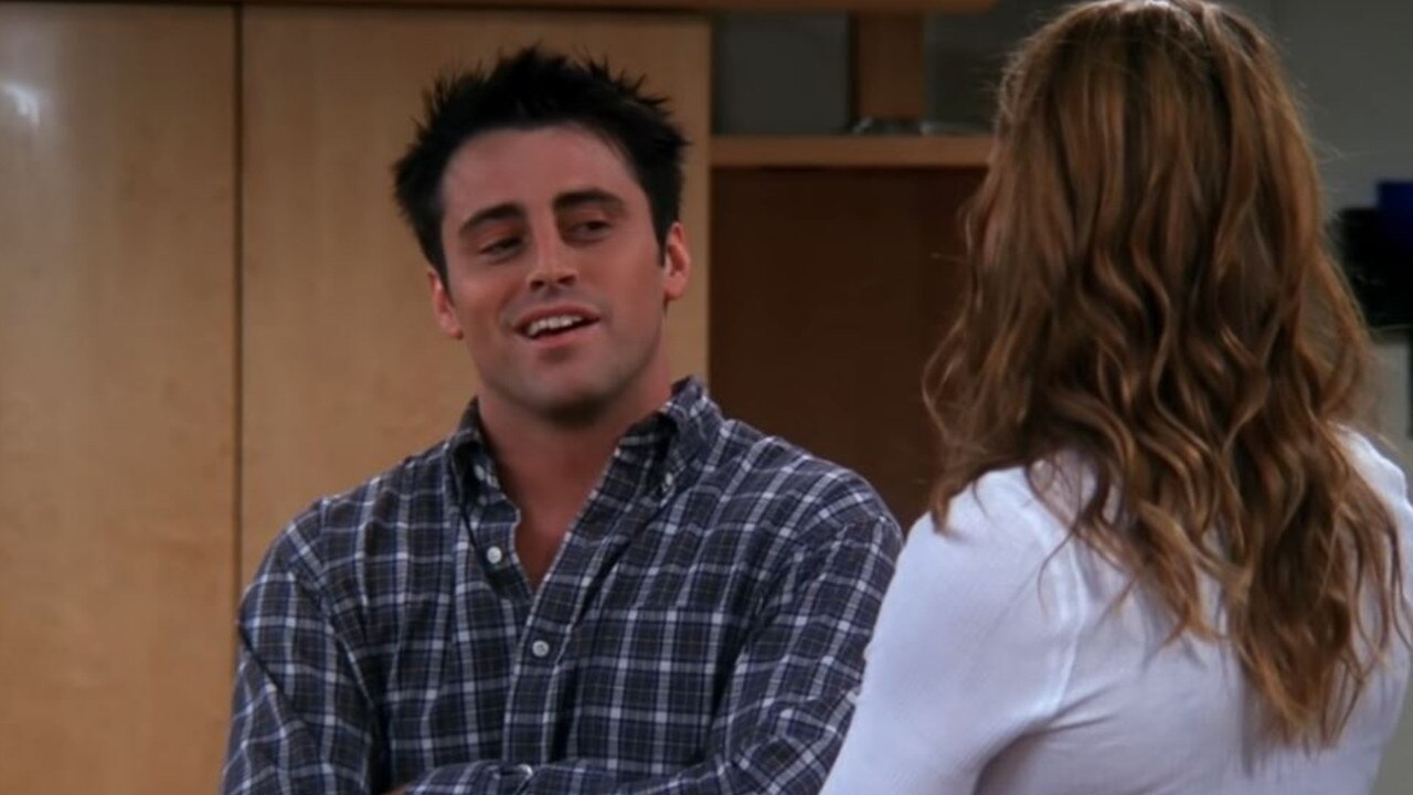Arguably the most famous pick-up line is Joey Tribbiani's 'How you doin'?' on Friends.