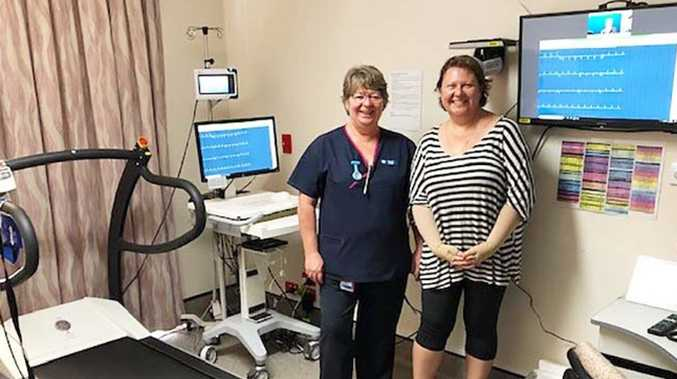 Hospital switches on to new telehealth cardiology service