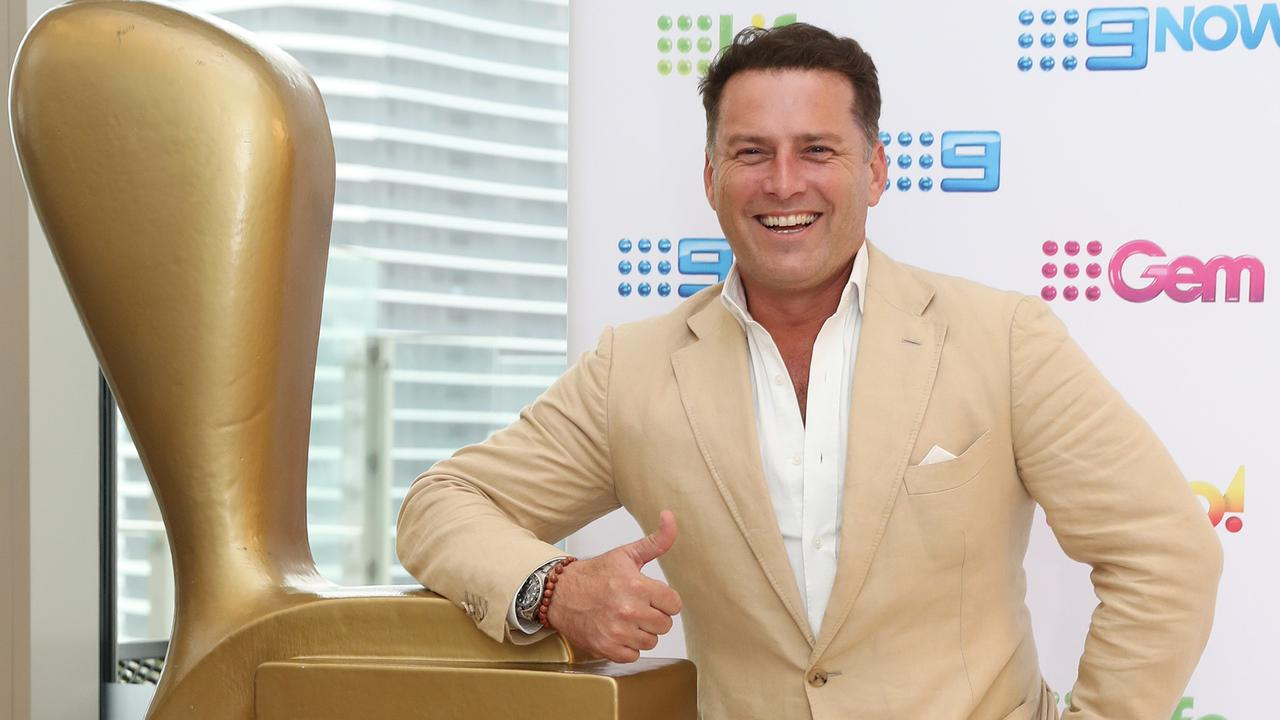 Karl Stefanovic at the Logies Recovery Brunch. Picture: Tara Croser.