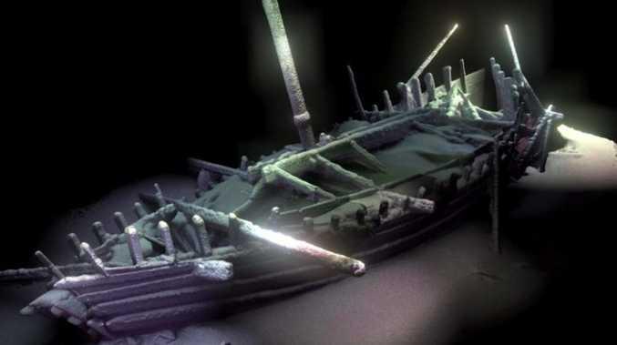 Striking Noah's Ark 'graveyard' discovery