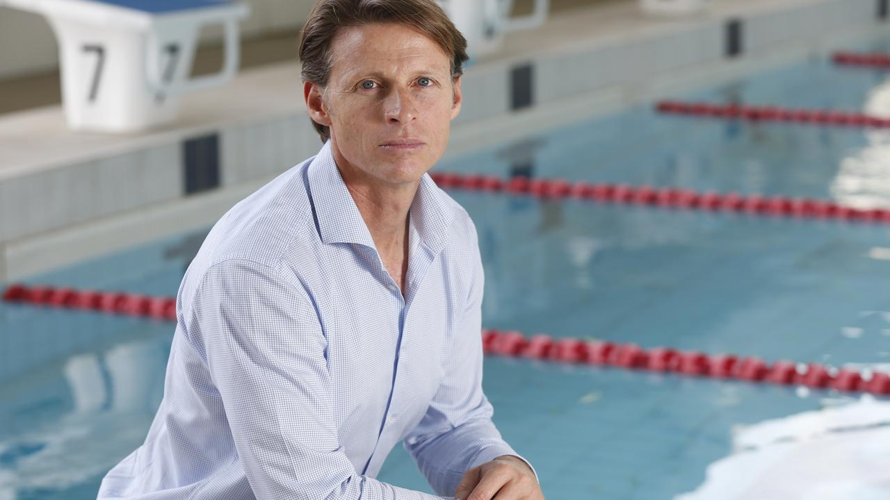 Royal Life Saving Australia CEO Justin Scarr said parents had to keep watch of their kids. Picture: David Swift.