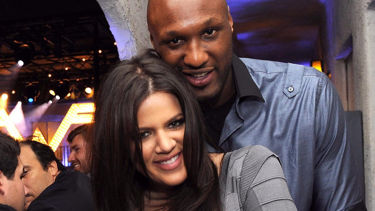 Lamar Odom and Khloe Kardashian were married for seven years. Picture: Michael Buckner/Getty Images
