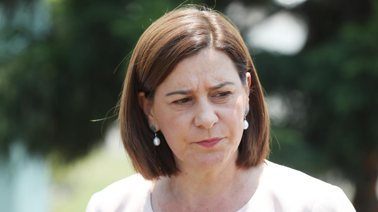 "WRONG: Opposition leader Deb Frecklington said the exclusion of the Somerset region from the Regional Community Forums was ""unacceptable"". Photo: Annette Dew"