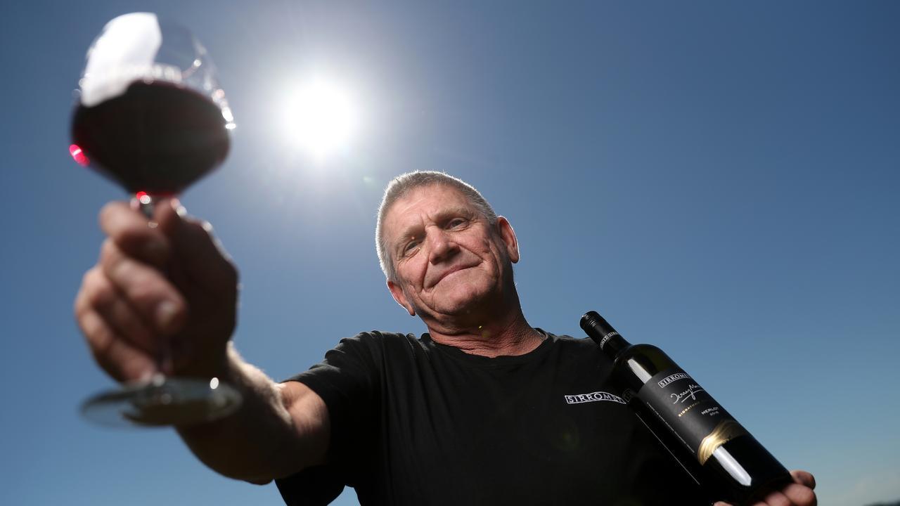 Sirromet chief winemaker Mike Hayes.
