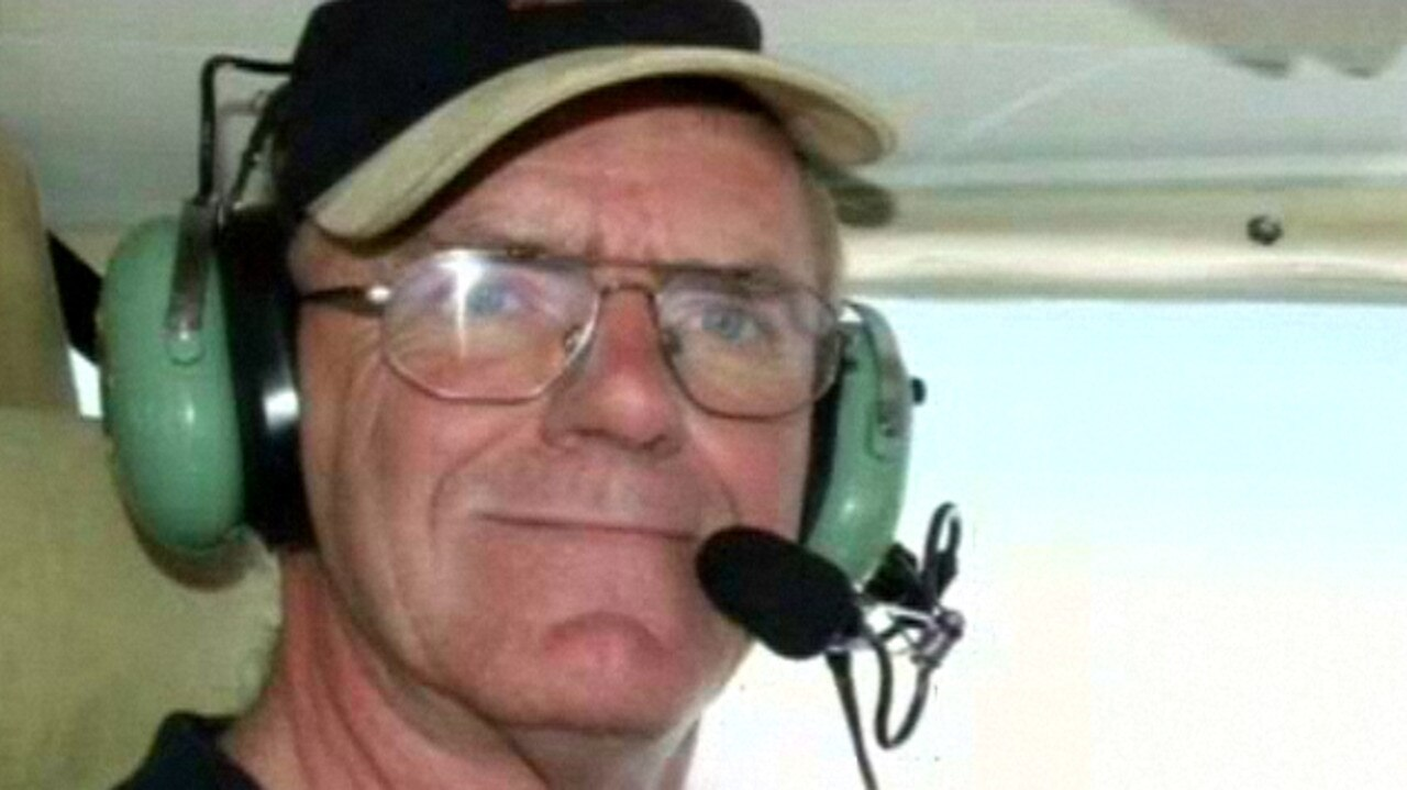 Peter Brereton, who died in a light plane crash on this day in 2013.