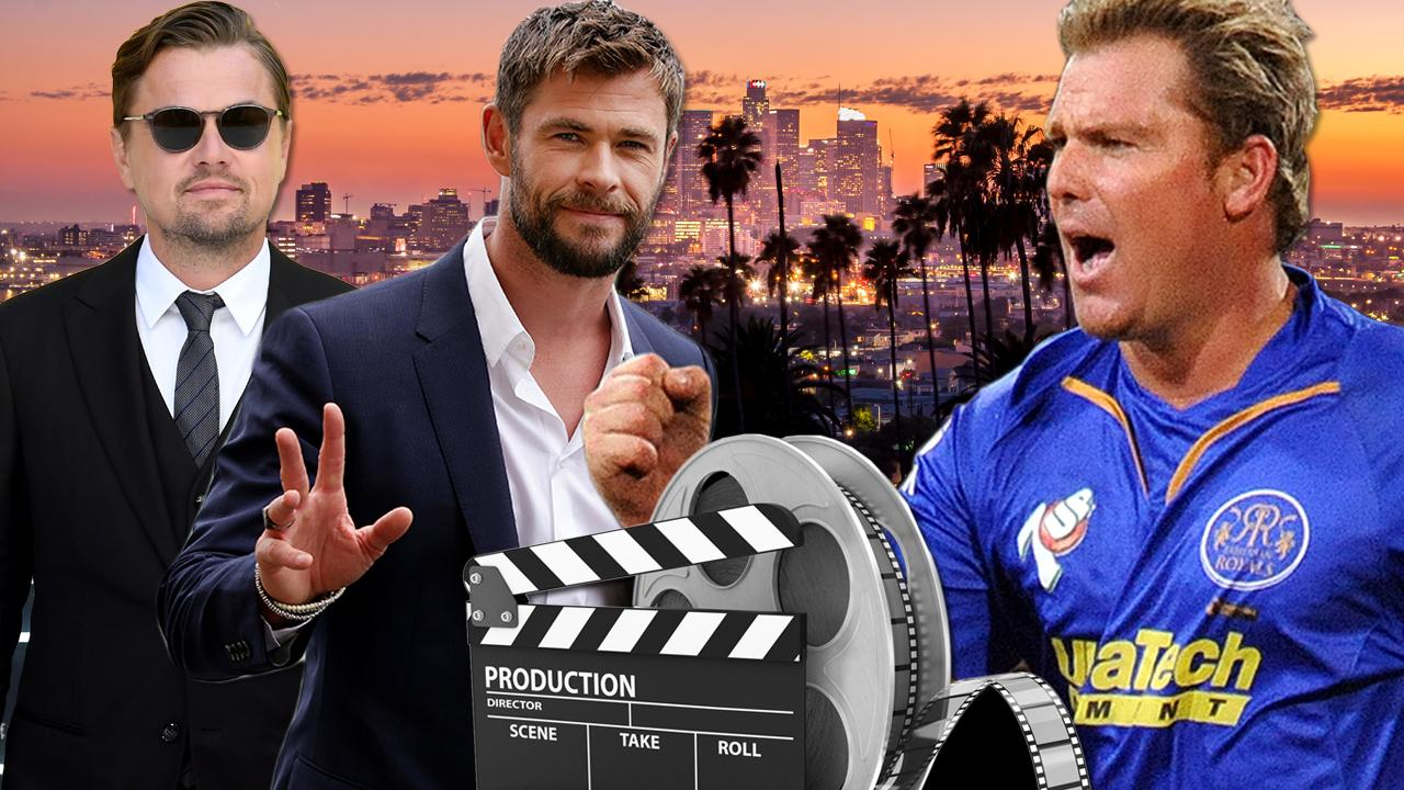 Warne wants 'someone super cool' to play him in a movie based on his IPL career.