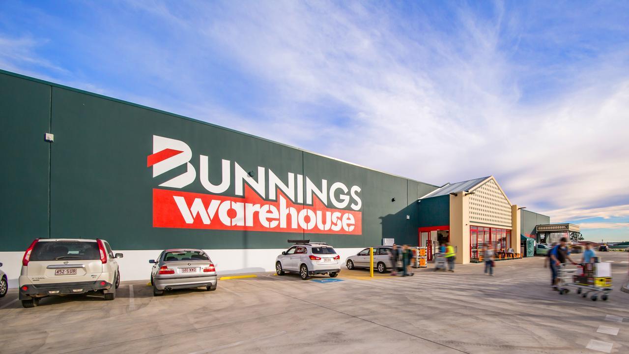 Bunnings, Kingaroy opened on June 4.