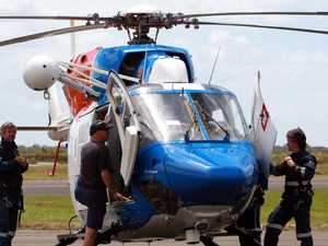 Low flying choppers drive residents' angst