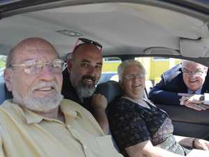 Toowoomba volunteers given a car as a thank you gift