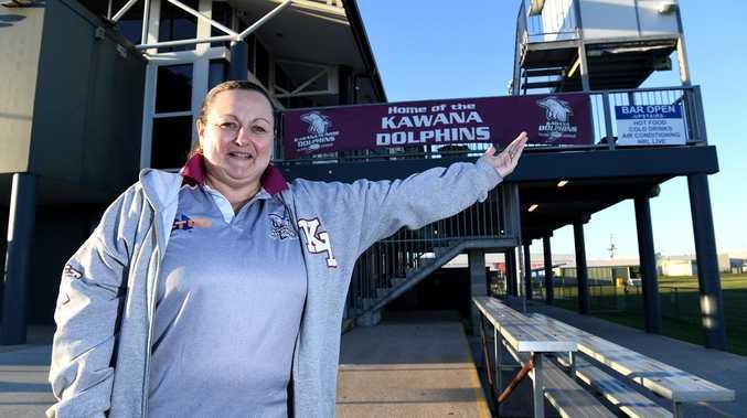 Trailblazer: First-ever female club president elected